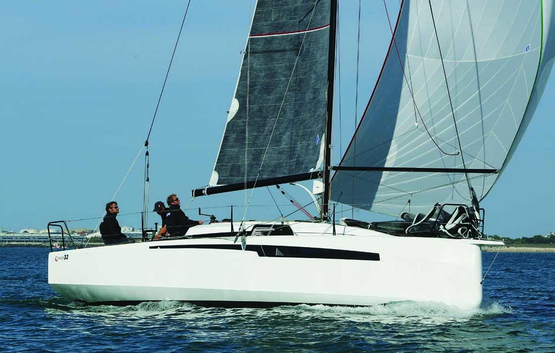 location bateau Ofcet 32 Sc