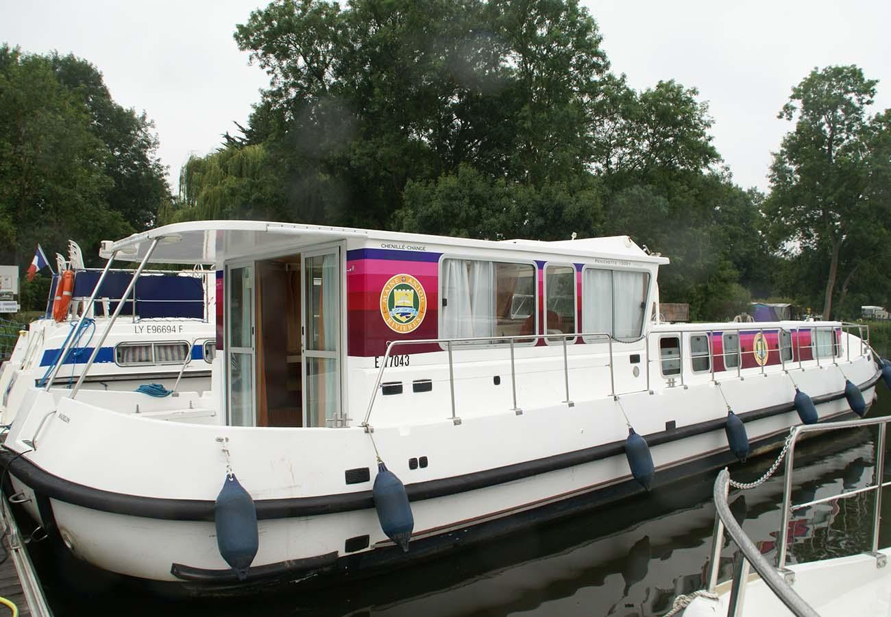 location bateau Penichette 1500 R (FPP)