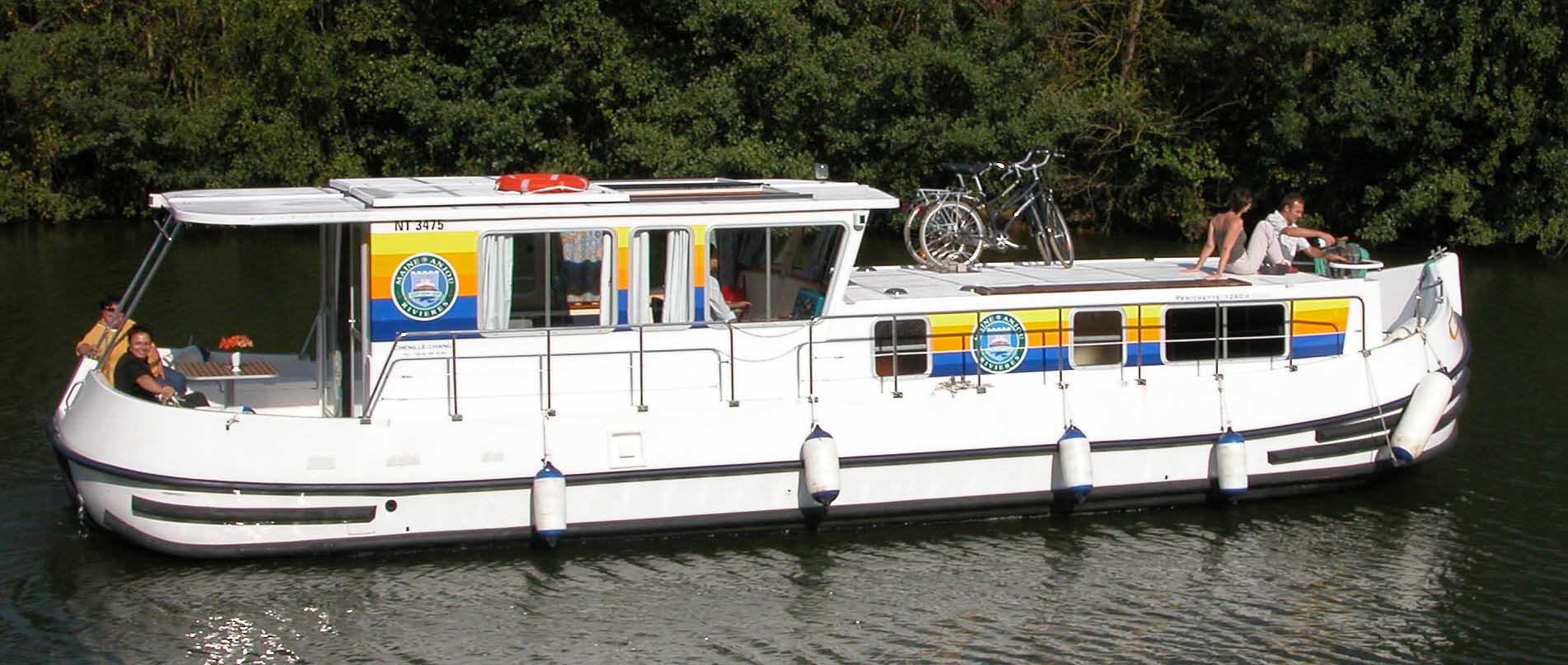 location bateau Penichette 1260 R (FPP)