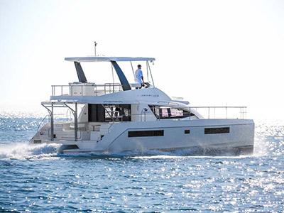 location bateau Leopard 43 PC