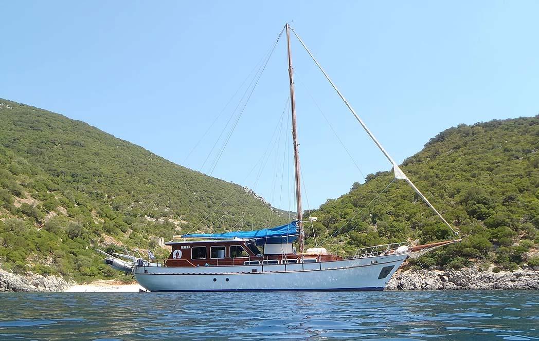location bateau Fifty