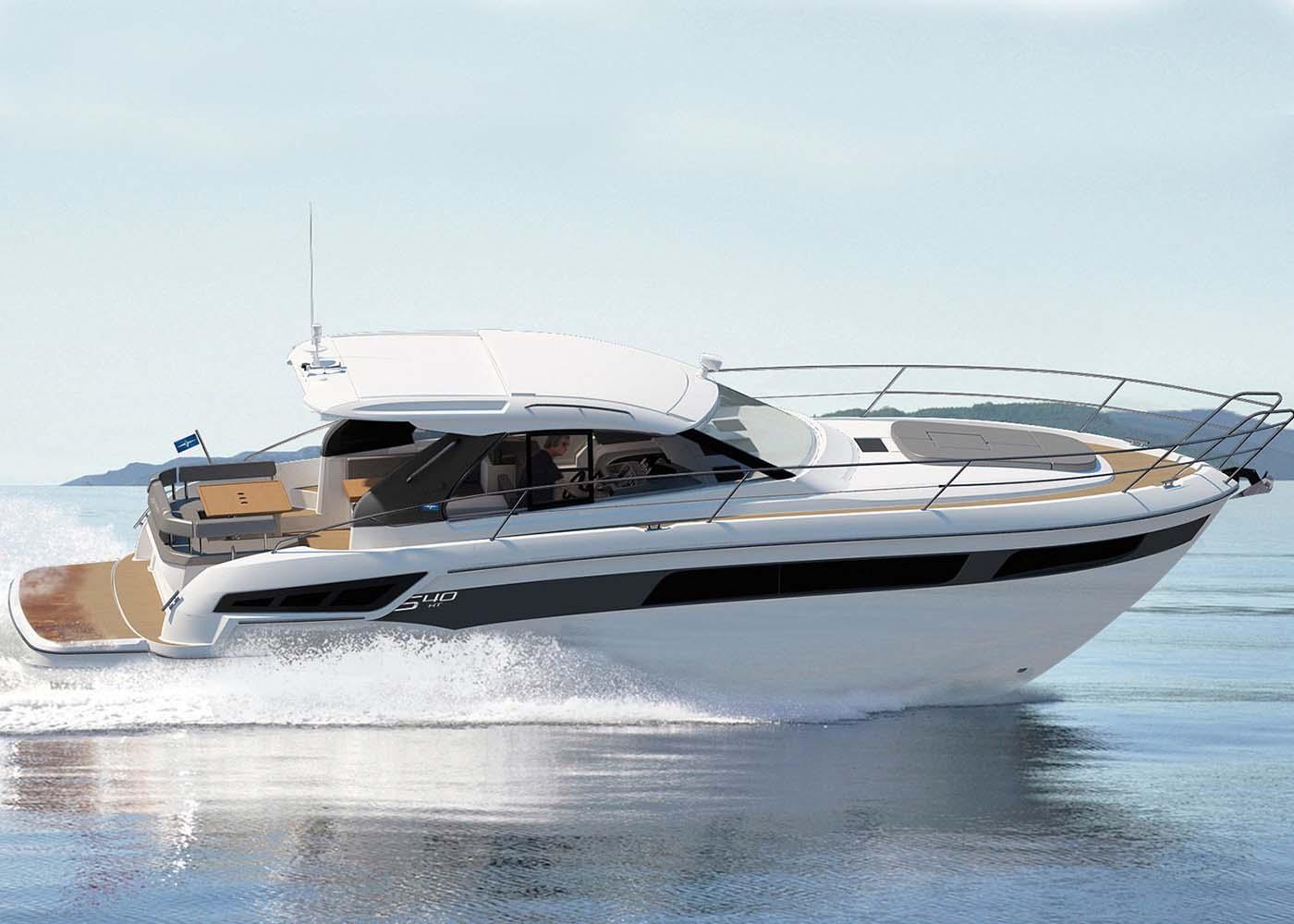 location bateau Bavaria S40 HT