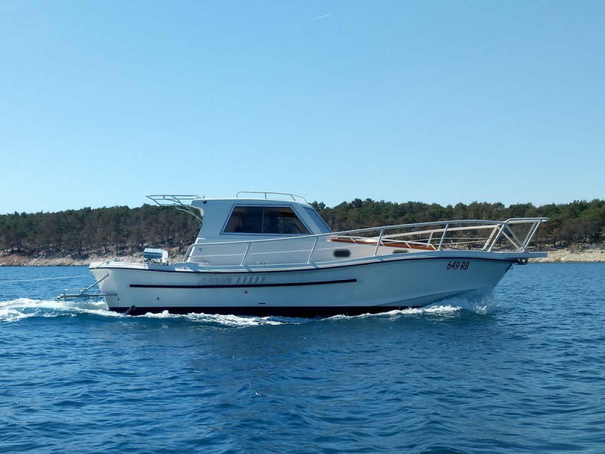 location bateau Catarsi Calafuria 98