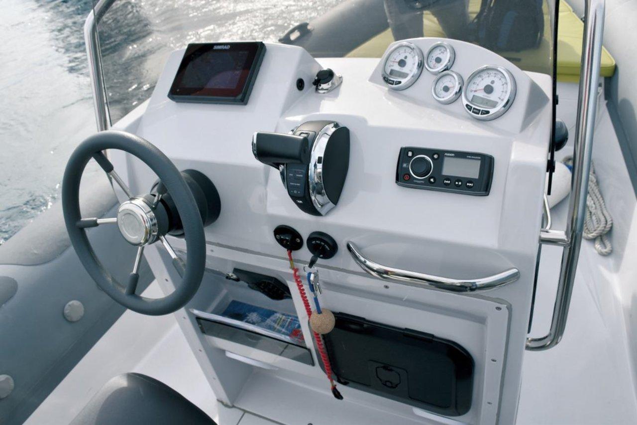 äußere Hydrosport 909 Cabin