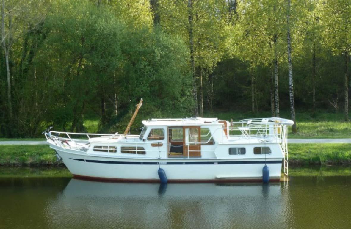location bateau Pedro 1020