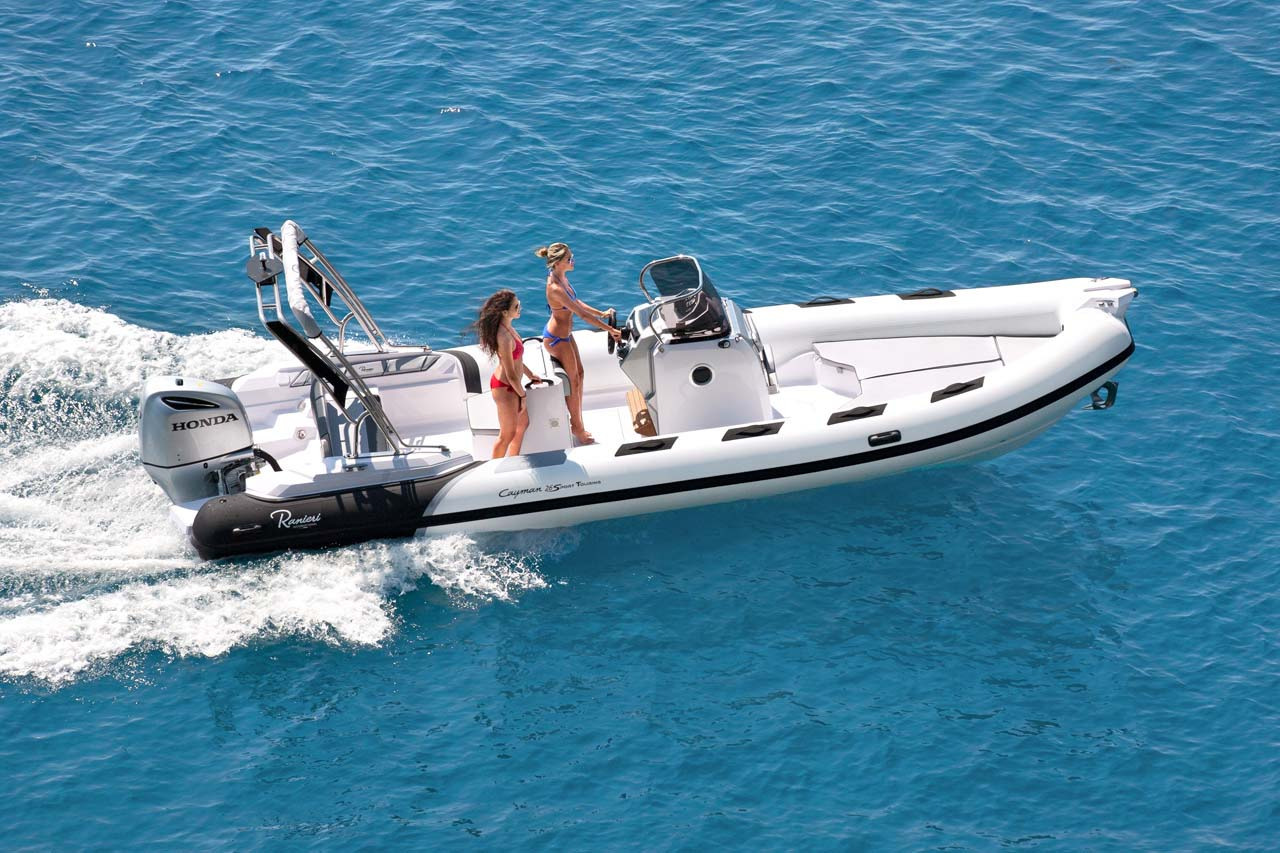 location bateau Cayman 26 Sport Touring