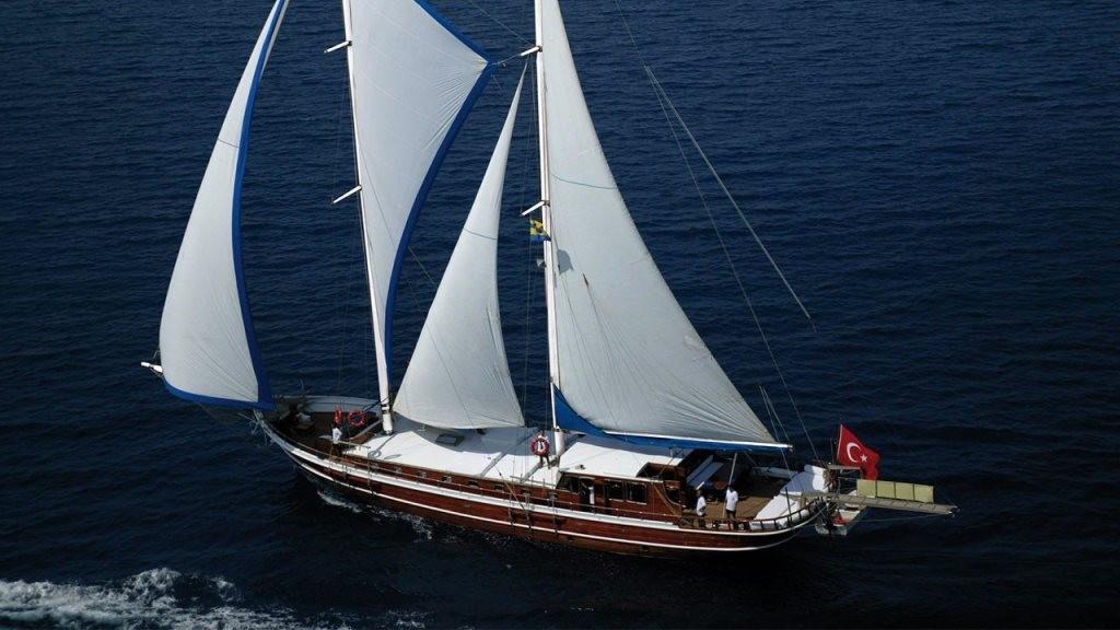 location bateau Bibi Aysegul