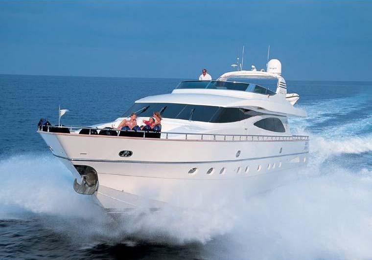 location bateau Canados 80