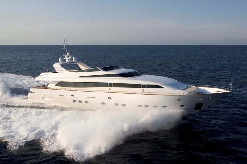 location bateau Canados 110