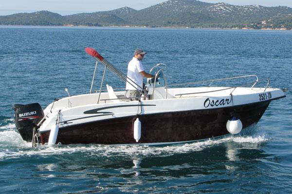 location bateau Flyer 22 Open