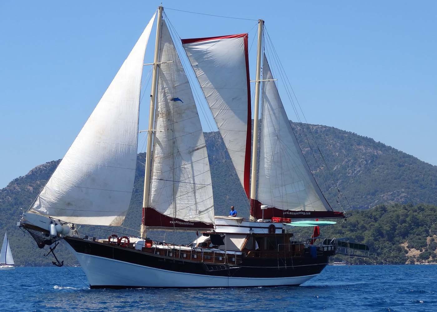 location bateau Medsea Aegean