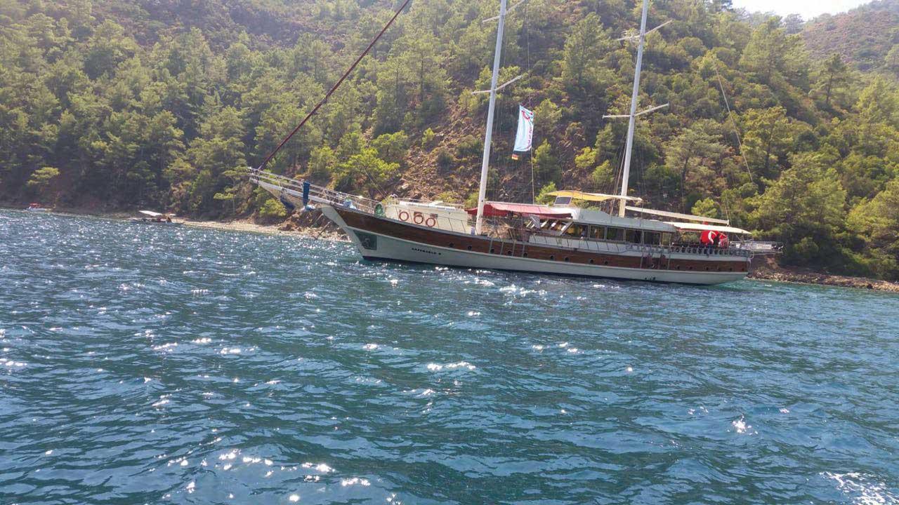 location bateau Caferoglu 8