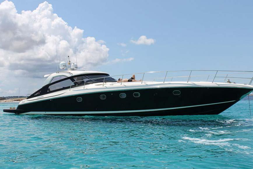 Location bateau  Baia Azzurra 63