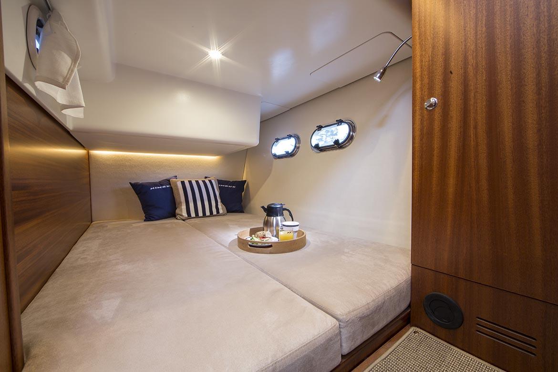 intérieur Nimbus 405 Fly