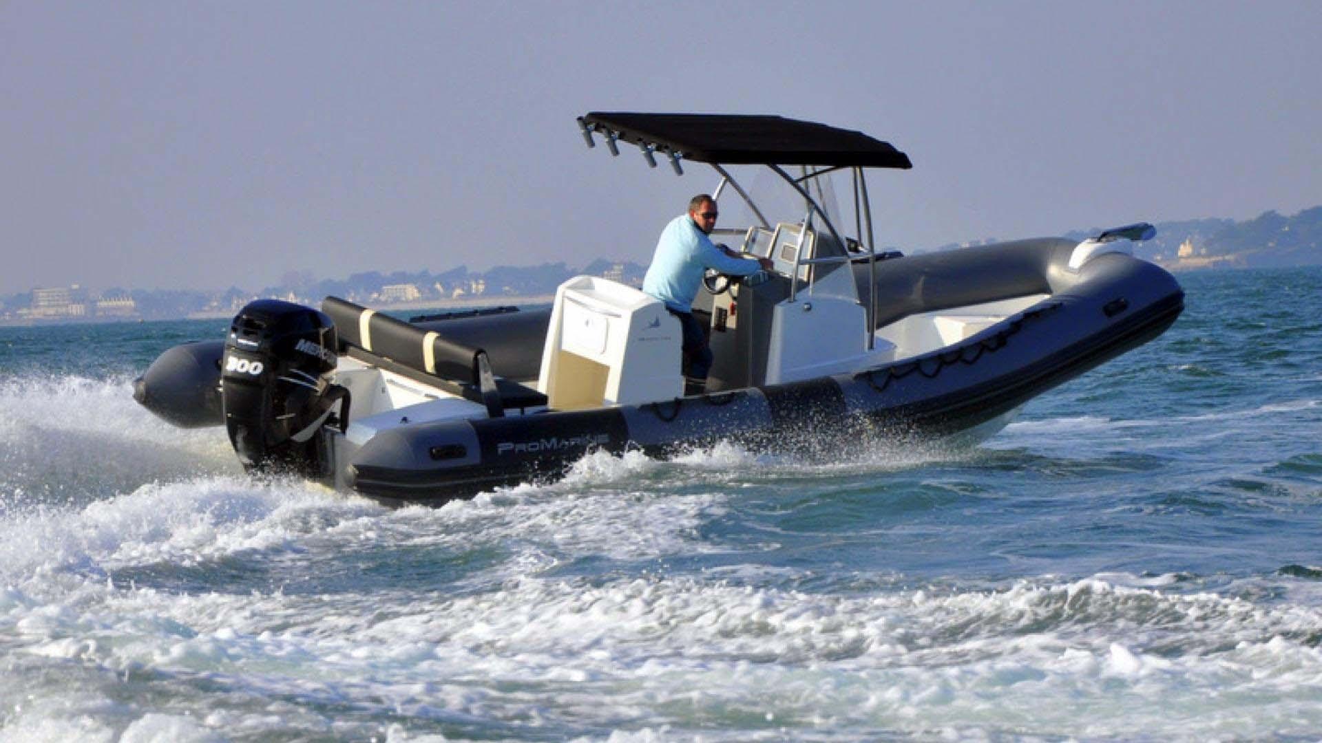 Location bateau  Manta 795