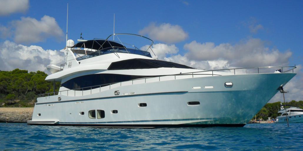 Location bateau  Monte Fino 78