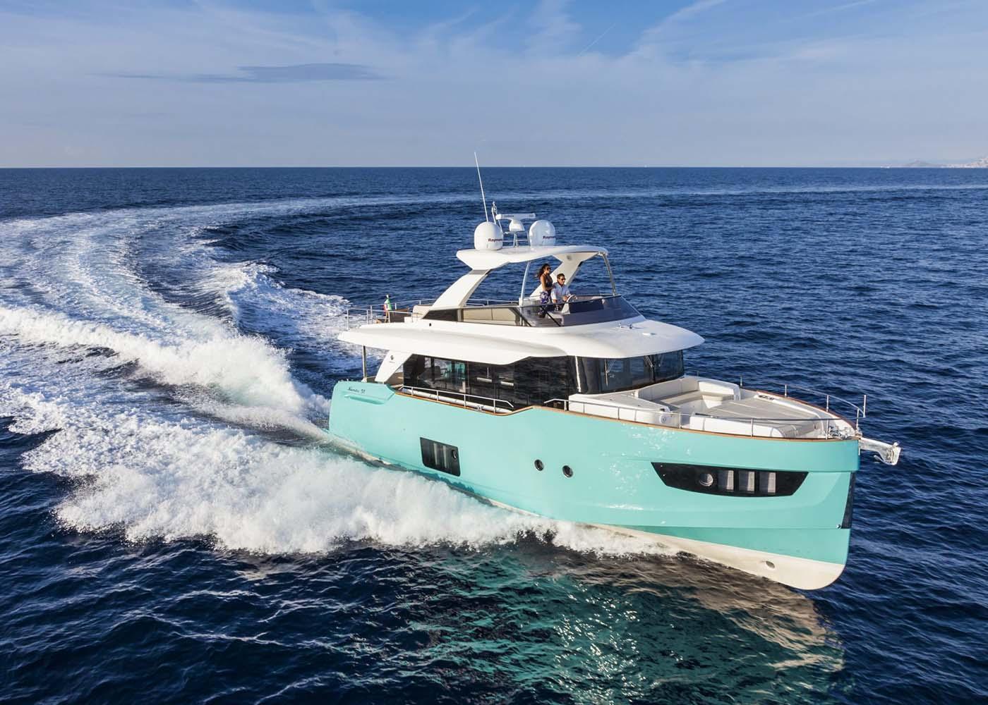 location bateau Navetta 58