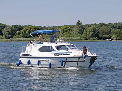 location bateau Haines 1190