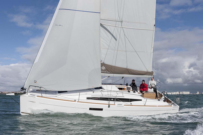 location bateau Sun Odyssey 349 QR
