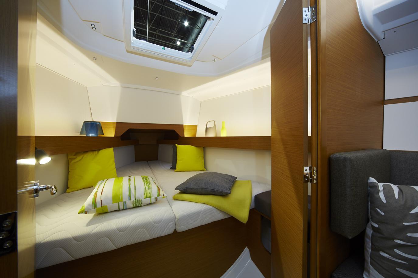 intérieur Sun Odyssey 349 QR