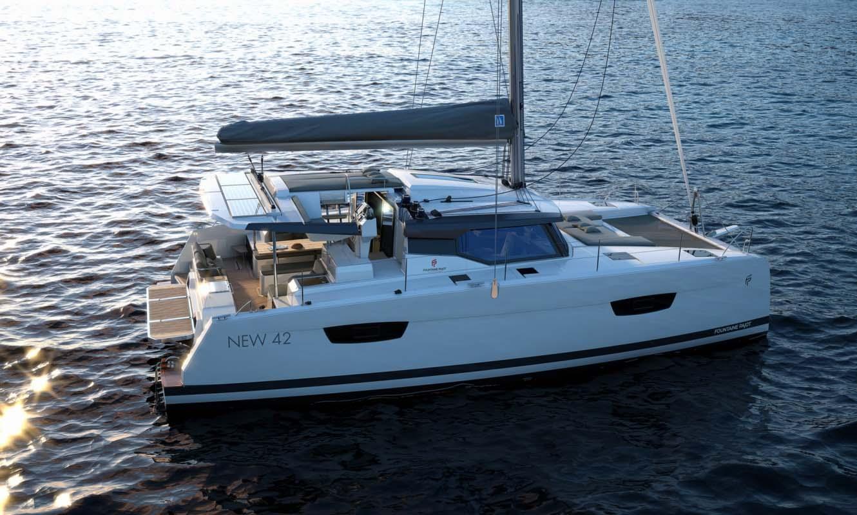 Location bateau  Astrea 42