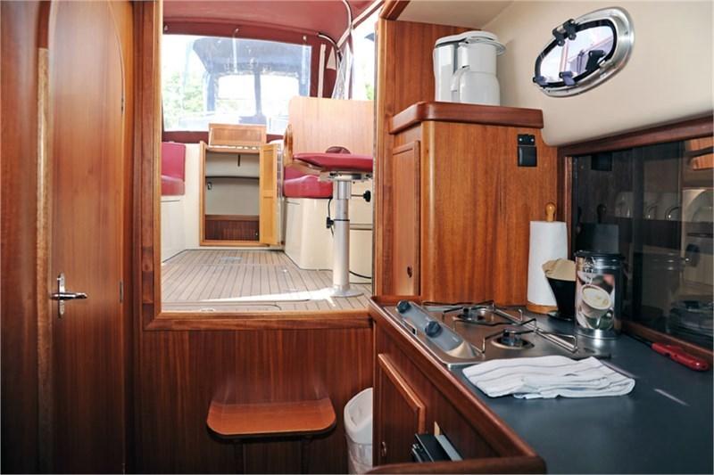 interno Passion Sun 850 AK