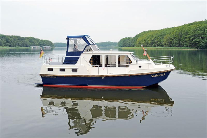 location bateau Rogger Holiday 950 AK