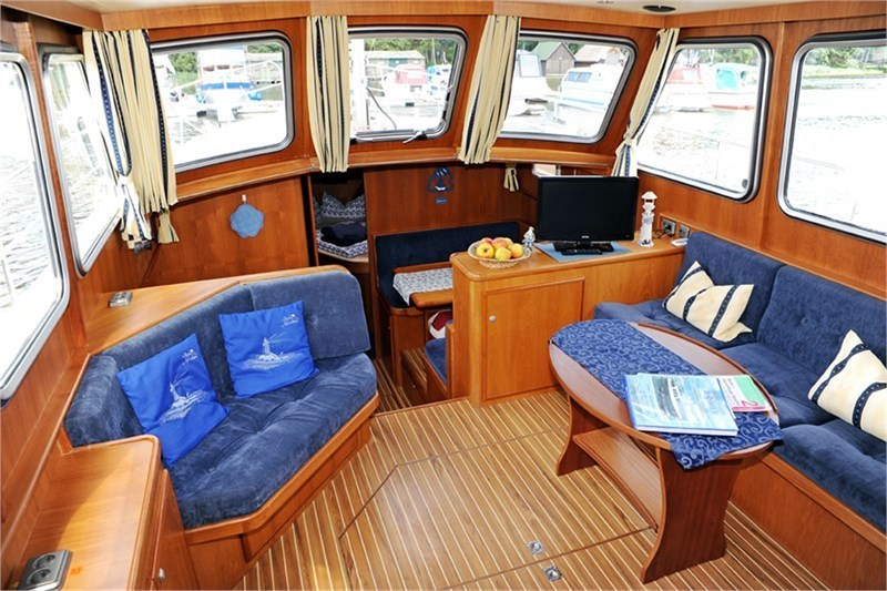 intérieur Drifter 1250 AK