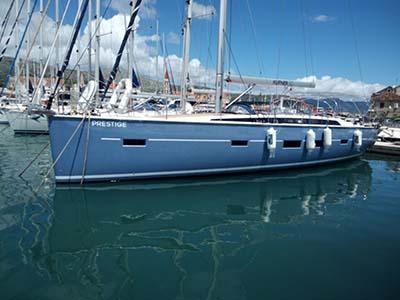 location bateau D&D Kufner 50