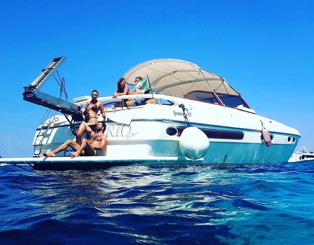 location bateau Ipanema 53 Open