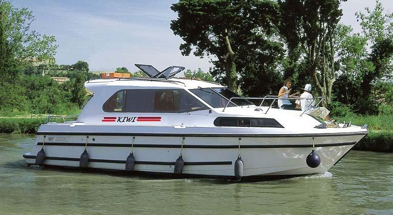 location bateau Kiwi