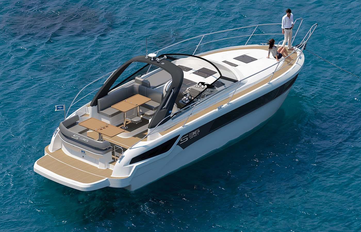 location bateau Bavaria S36 Open