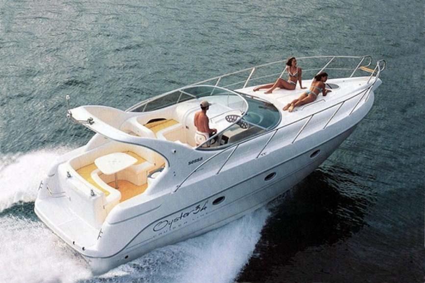 Location bateau  Sessa Marine 36
