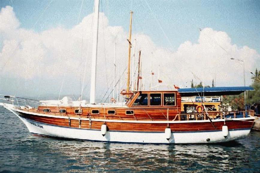Location bateau  Goleta Turca