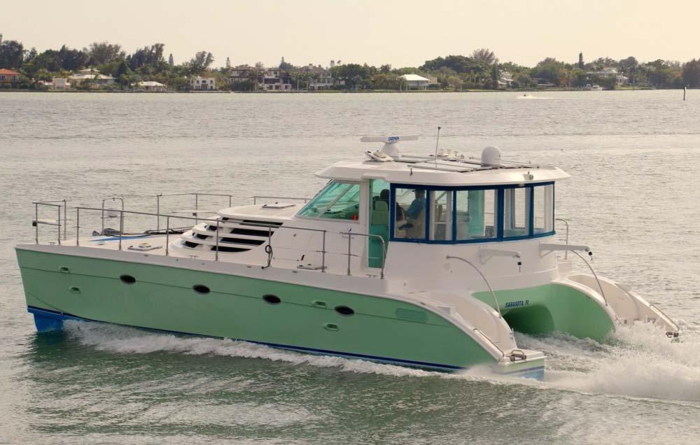 location bateau Manta 44
