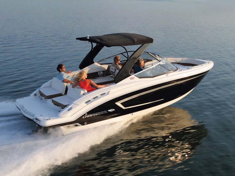 location bateau Chaparral 257 SSX