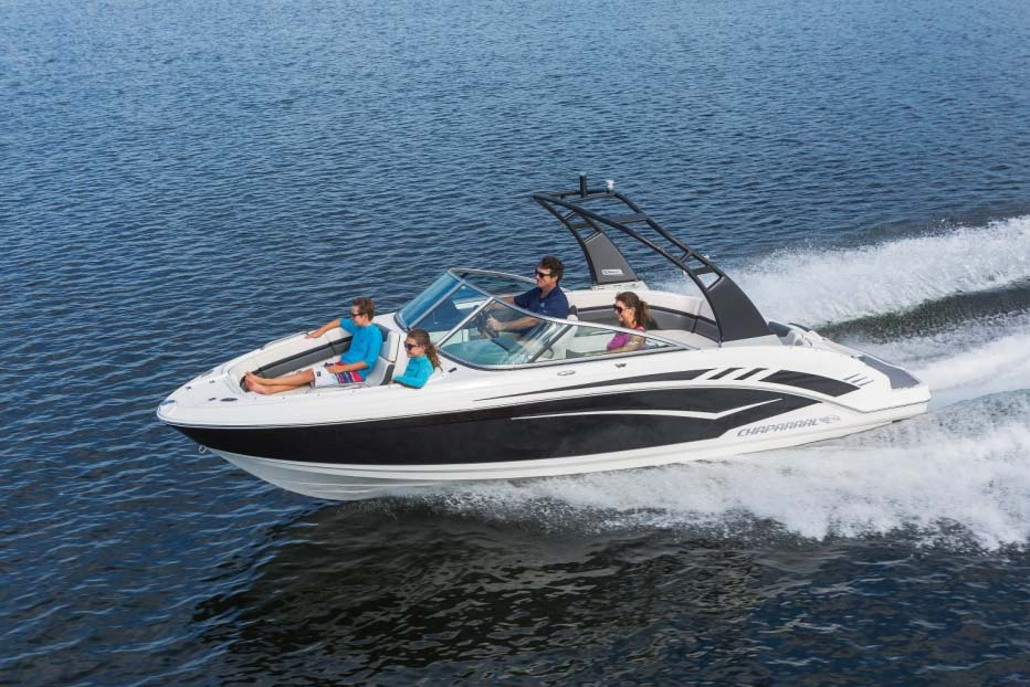 location bateau Chaparral Vortex 223 VRX