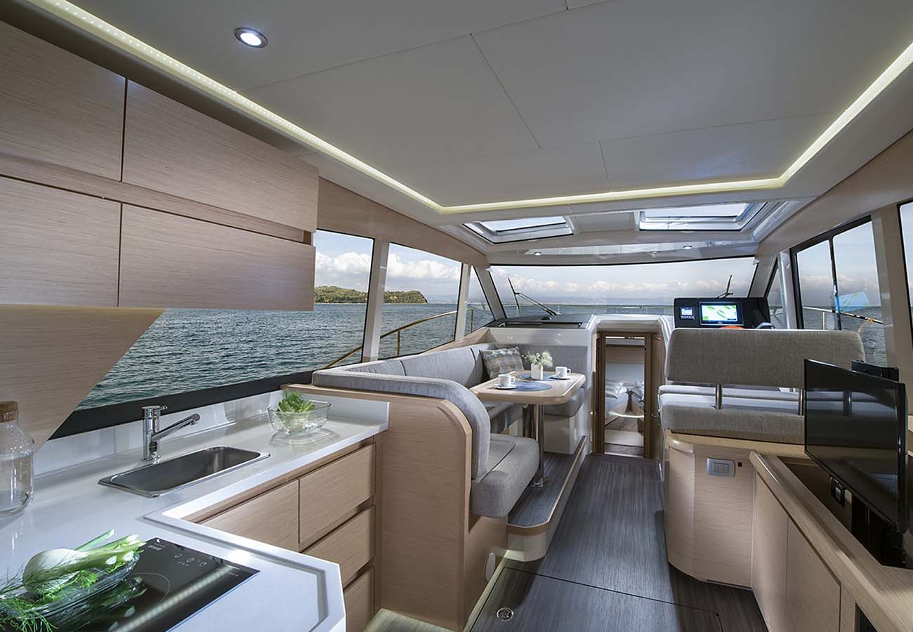 interno Greenline Hybrid 39