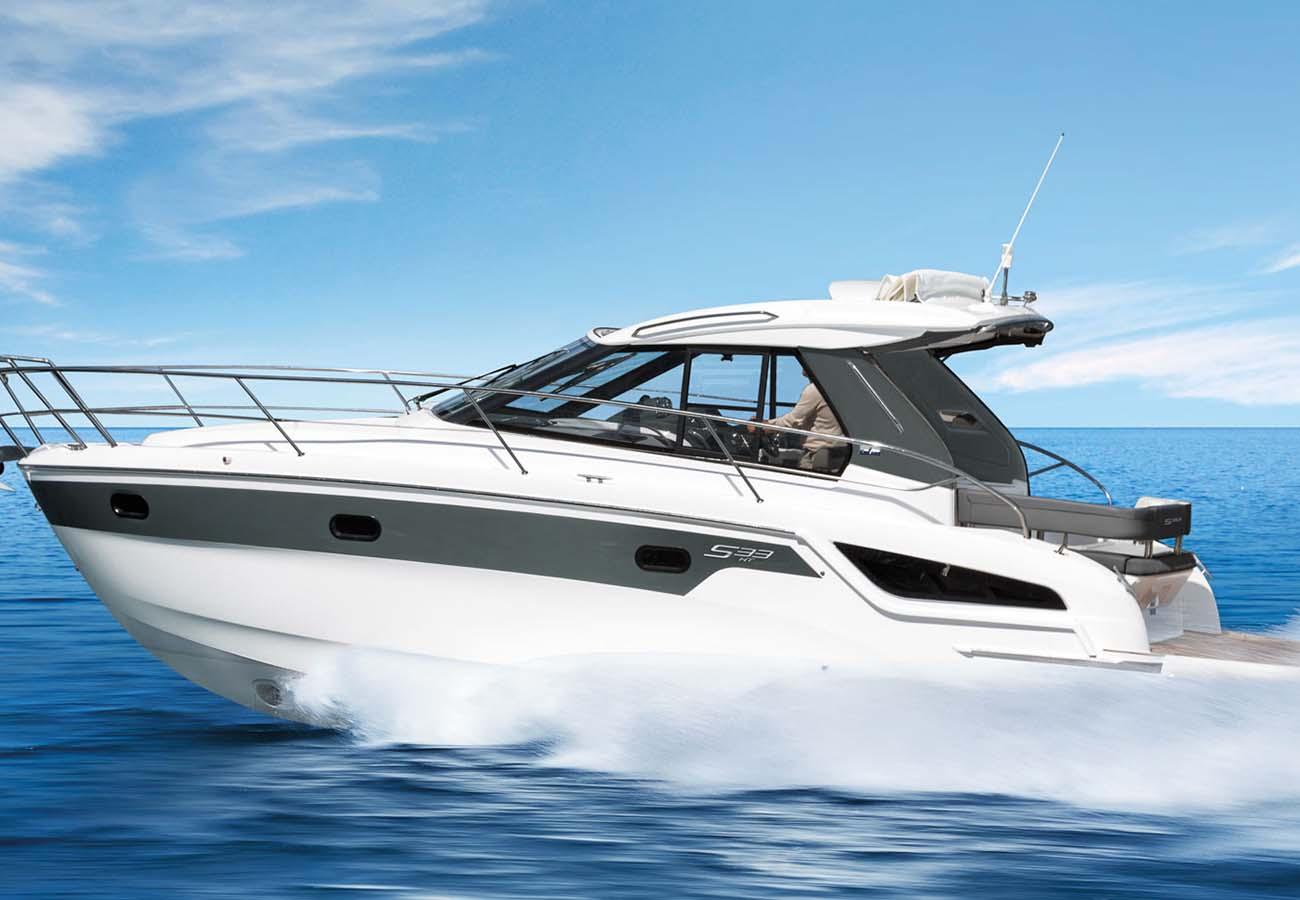 location bateau Bavaria S33 HT