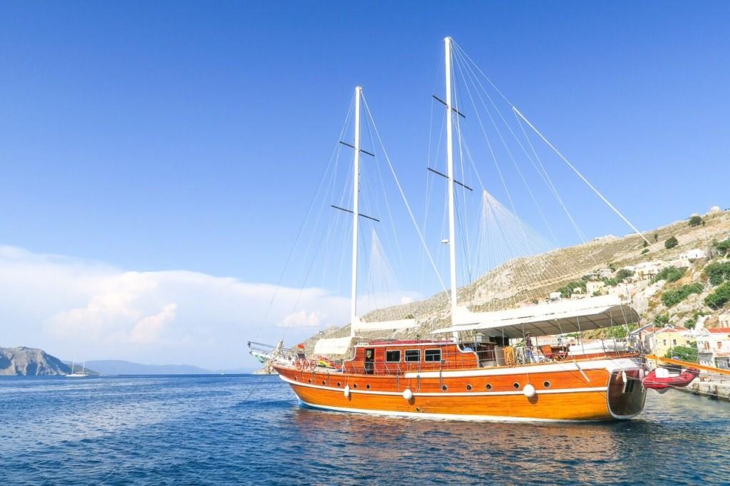 location bateau Muhtesem A