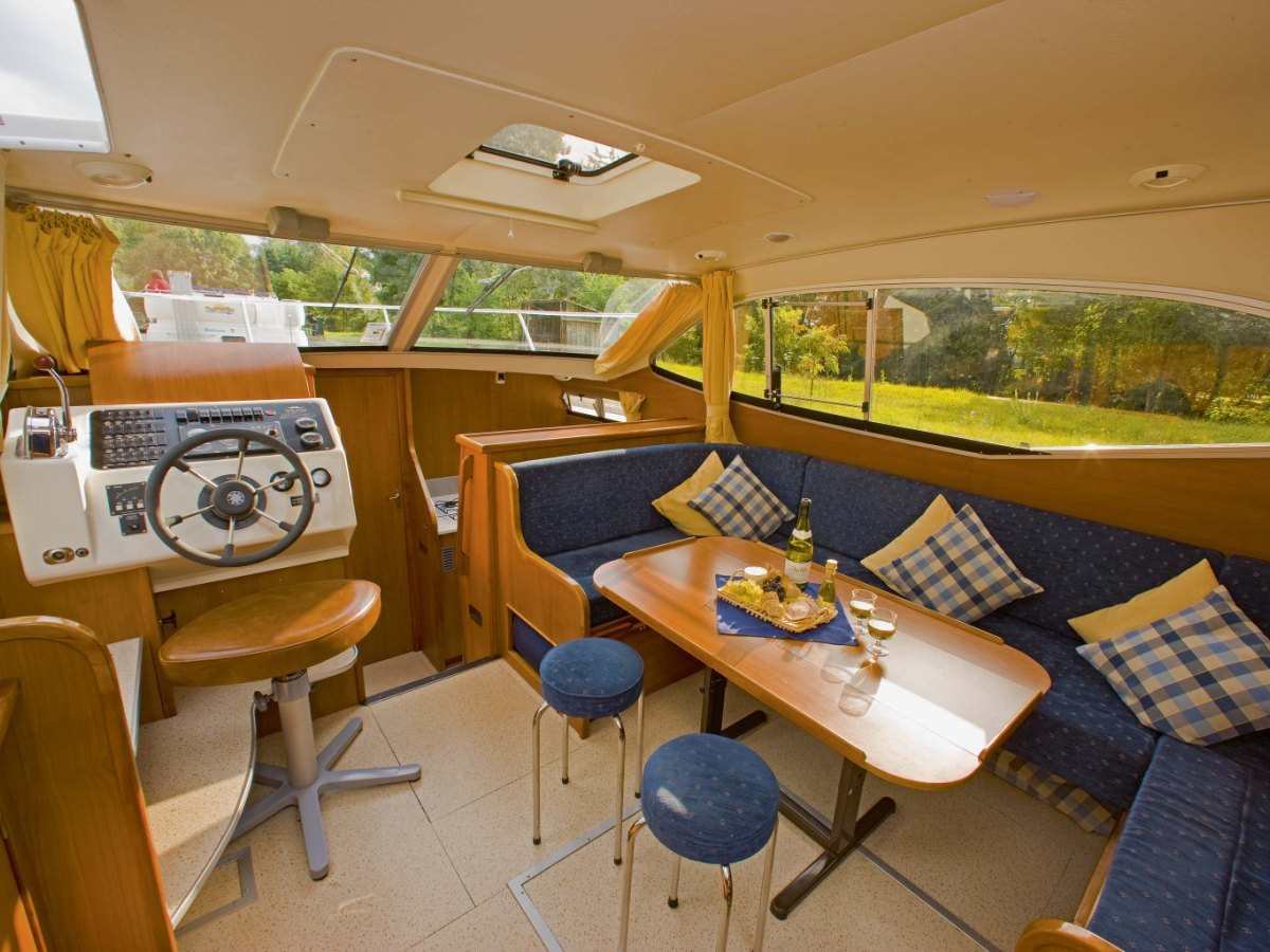 intérieur Navig 34S Duo