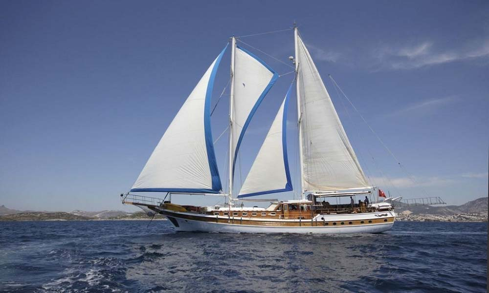 location bateau Sultan A