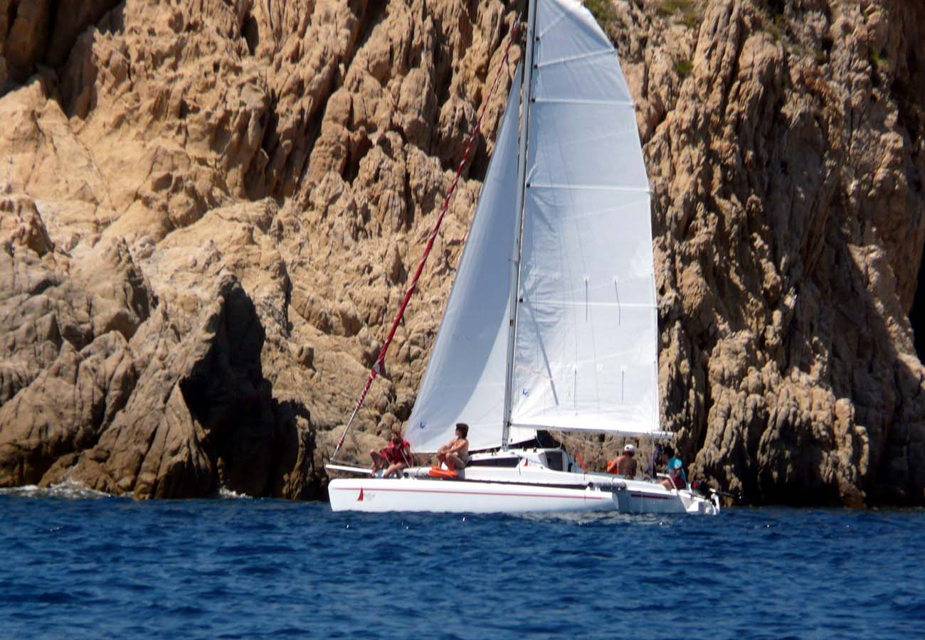 location bateau Astus 22