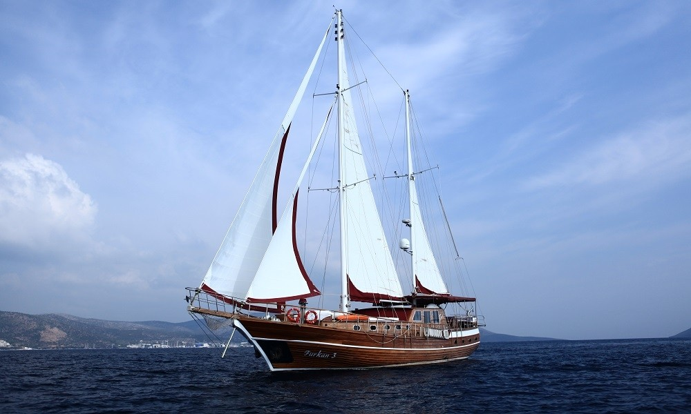 location bateau Furkan 3