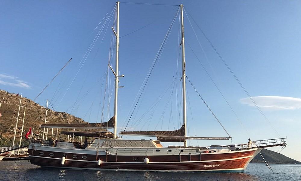 location bateau Prenses Bugce