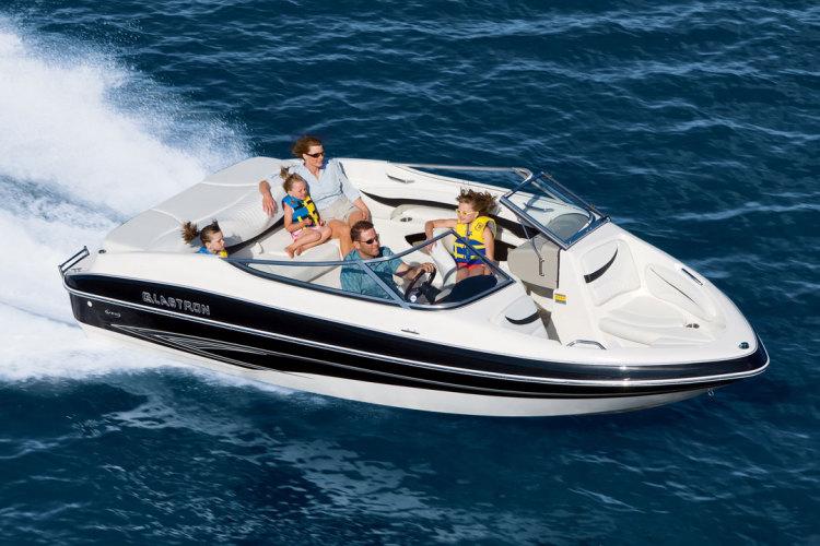 Location bateau  Glastron GX 205