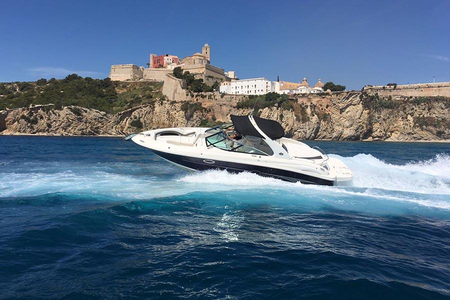 location bateau Sea Ray 290 SLX