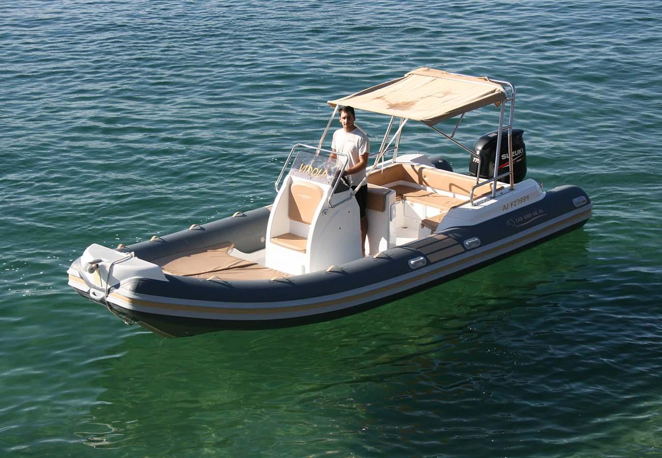 location bateau Nautica Led 680 GS XL