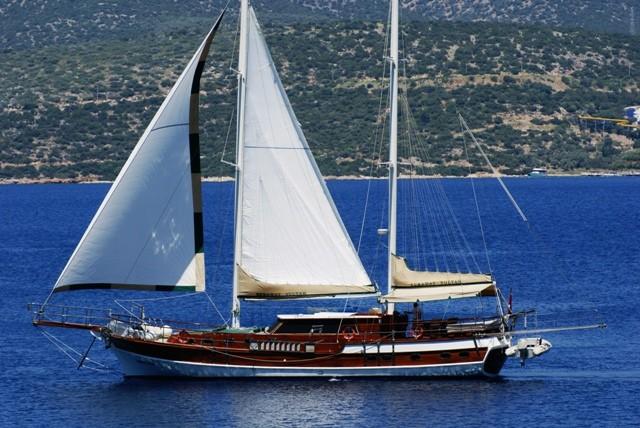 location bateau Sabahat Sultan