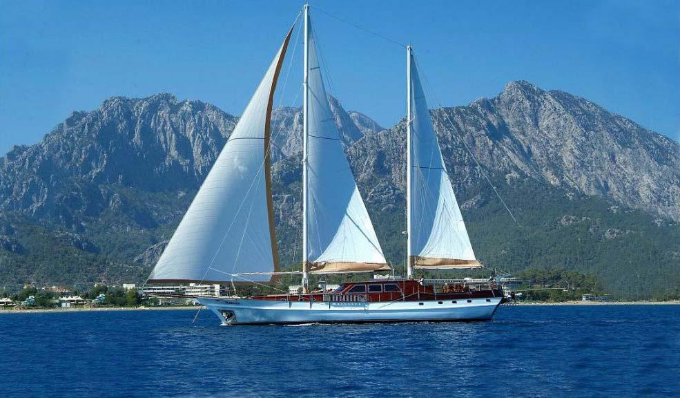 location bateau Arabella